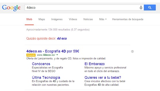 Adsite links mejorados Google Adwords